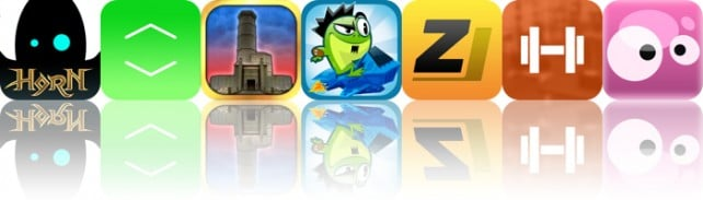 Todays Apps Gone Free: Horn, Data Count, The Magic Castle And More