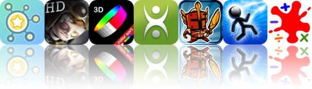 Todays Apps Gone Free: Dream-X, Parashoot Stan, 3D Photo Ring And More