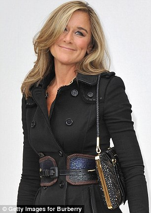 Burberry's Angela Ahrendts Becomes A Dame Ahead Of Her Move To Apple