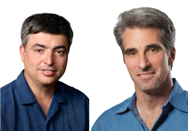 Apples Eddy Cue And Craig Federighi Will Speak At The Code Conference In May