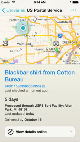 Delivery Status Touch Update Features Improved Background Notifications