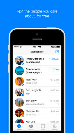 Facebook Messenger Update Brings Video Sharing And More