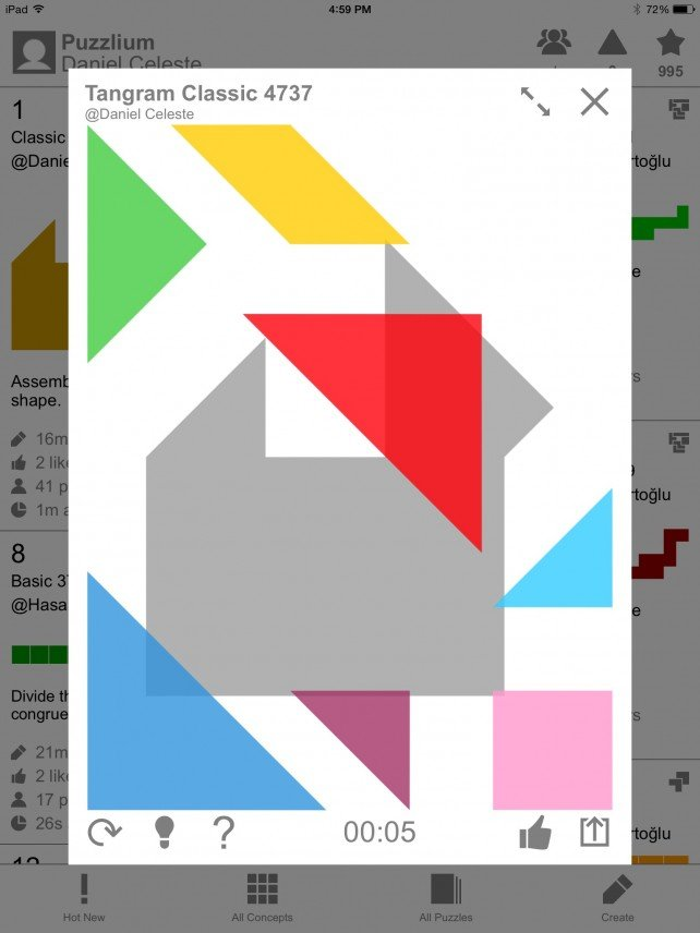 Puzzlium Is The First Social Network For Creating And Sharing Puzzles