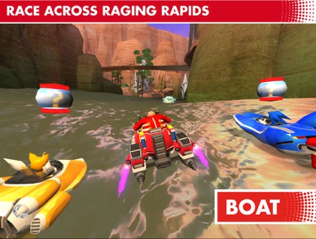 Fun Karting Game Sonic & All-Stars Racing Transformed Is Now Free