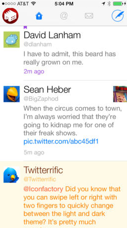 Twitterrific 5 Update Should Help Prevent Duplicate Tweets