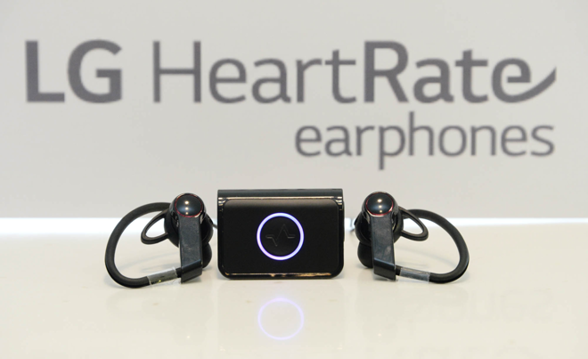Heart Rate Earphones