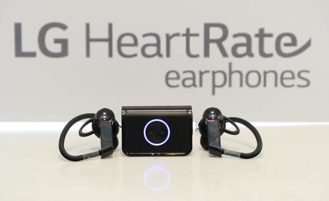 Heart Rate Earphones