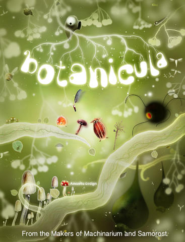 Amanita Design's Botanicula For Mac Blossoms Into A Brand New iOS App