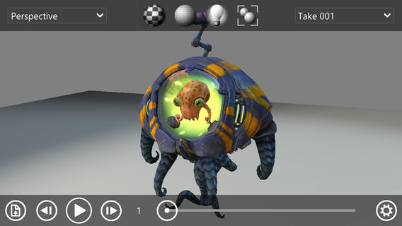 Autodesk Launches FBX Review For iOS, OS X: A Free App For Reviewing 3-D Assets