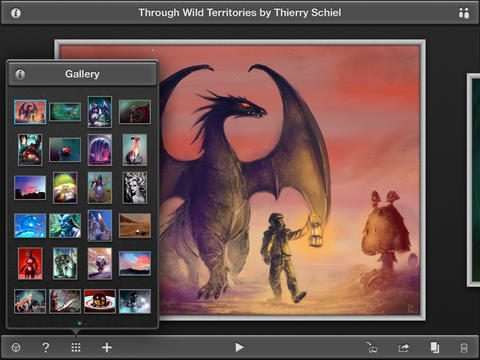 Inspire Pro Update Brings New Brushes, Sorcery Tweaks, Dropbox Integration And More