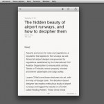 Reeder 2 for Mac 3