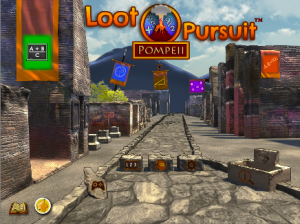 Loot Pursuit: Pompeii by Dig-It Games screenshot
