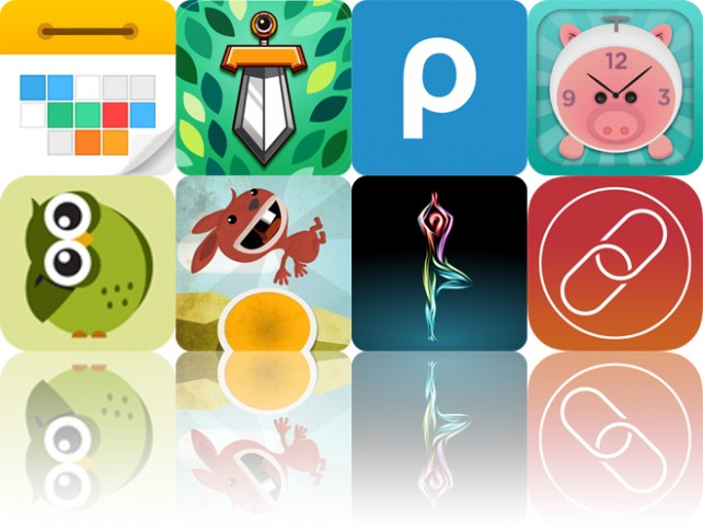 Todays Apps Gone Free: Calendars 5, Bonsai Slice, Path Input And More