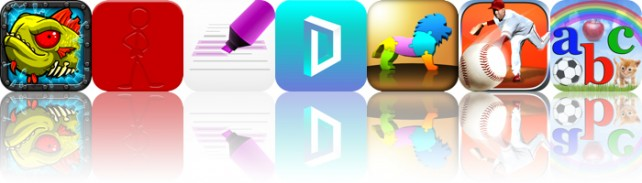 Todays Apps Gone Free: Zombie Fish Tank, Cinemation Studio, PDF Cabinet And More