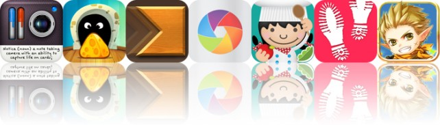 Todays Apps Gone Free: Notica, TripTrap, Cross Fingers And More