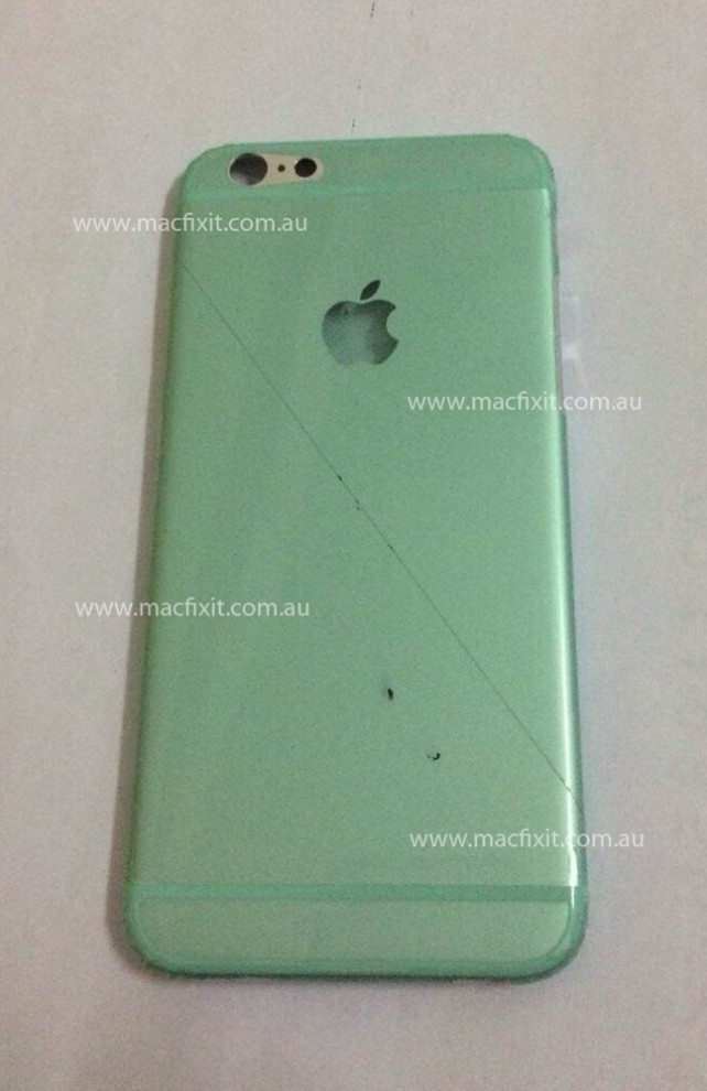 Is This The Back Cover For Apple's Bigger, 4.7-Inch iPhone 6?