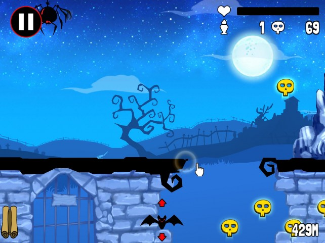 Enjoy The Spooky Thrill Of Ataris Haunted House Platformer On iOS