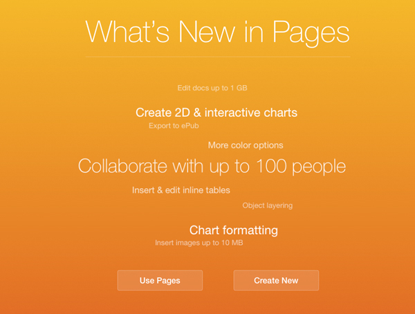 Apple's iWork For iCloud Updated With Improved Collaboration And More