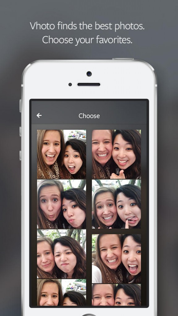 Grab The Perfect Photos From Your iPhone Video Footage With Vhoto