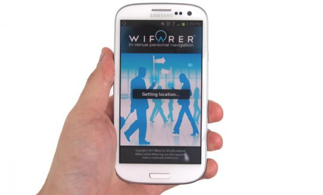 Apple Hires The Founder And CEO Of Indoor Positioning Startup Wifarer