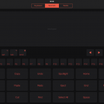 TouchPad's Dark Mode.