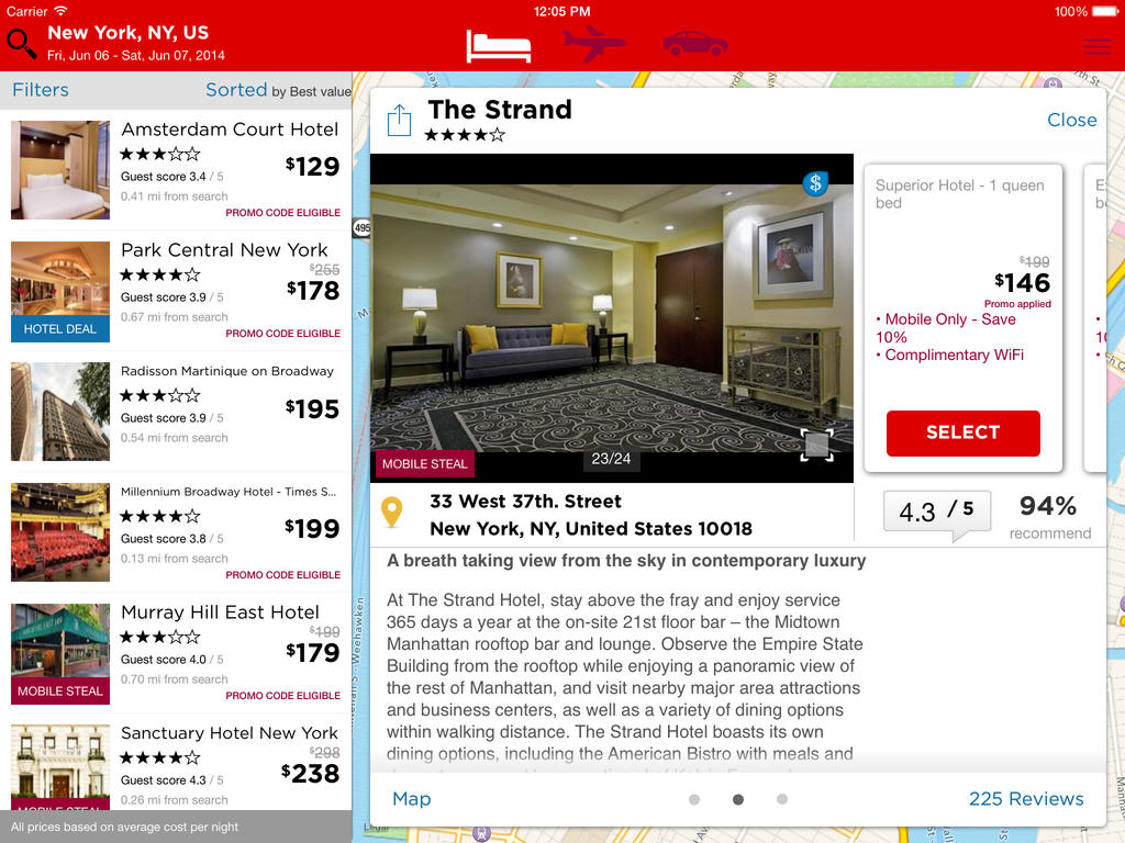 Download this Fly Sleep And Ride For Less With The New Cheaptickets App Ios picture