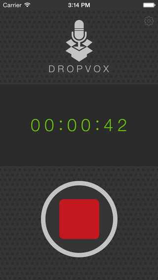 Dropbox-Integrated Voice Memo App DropVox Goes 2.0 For iPad And iOS 7