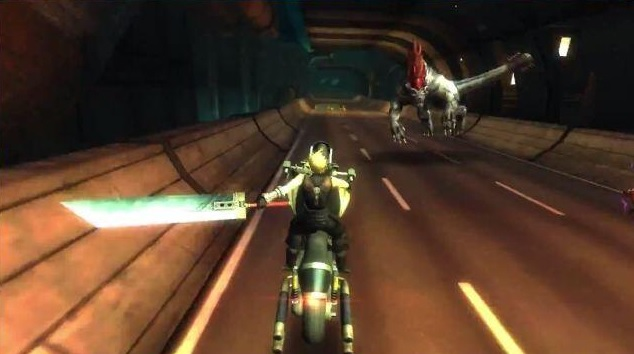 Square Enix Unveils Final Fantasy VII G-Bike: Launching On iOS This Fall