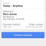 Google Shopping Express 5