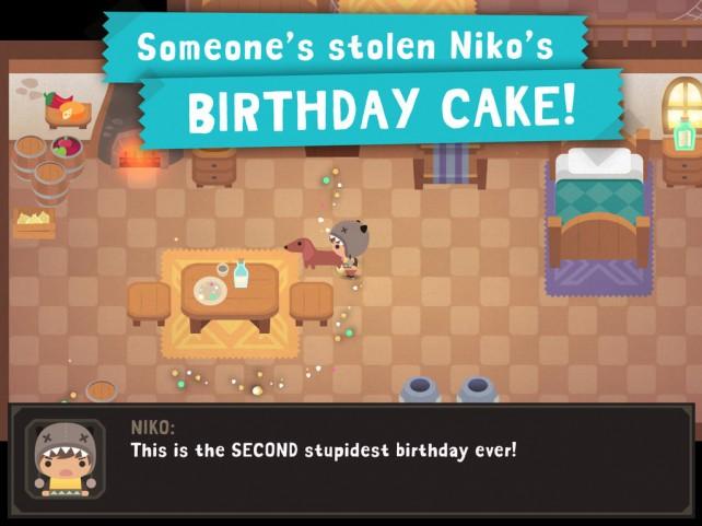 Mmm, Cake … Cartoon Network Unleashes Monsters Ate My Birthday Cake On iOS
