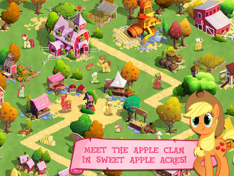 Sweet! My Little Pony – Friendship Is Magic Updated With New Zone Plus More Goodies