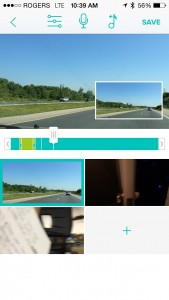 Fly - A fast new video editor by Fly Labs Inc. screenshot