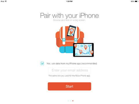 Automated Life-Logging App Rove Arrives On iPad, Supports Pairing With iPhone