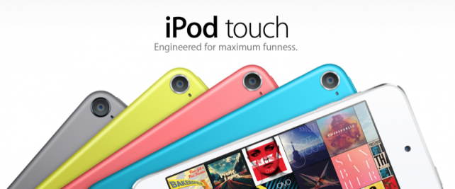 Apple To Launch A New $199 16GB iPod touch Offering iSight Camera, Color Options