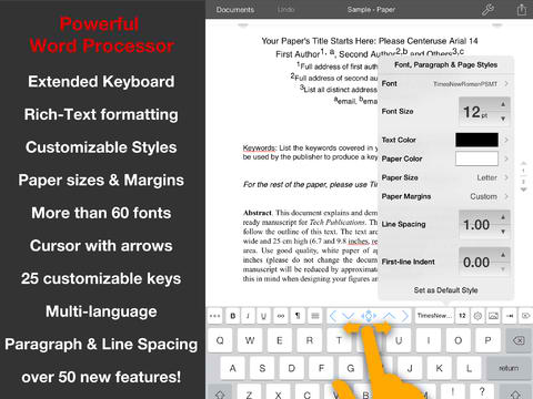 Textilus Goes 5.0 With New Ink Notes, Bluetooth Stylus Support And More