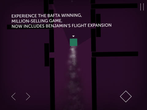 Thomas Was Alone Reaches New Heights With 'Benjamin's Flight' Expansion Pack