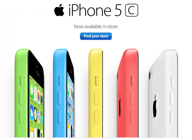 Walmart Discounts iPhone 5c To $29 And iPhone 5s To $99 … For Good