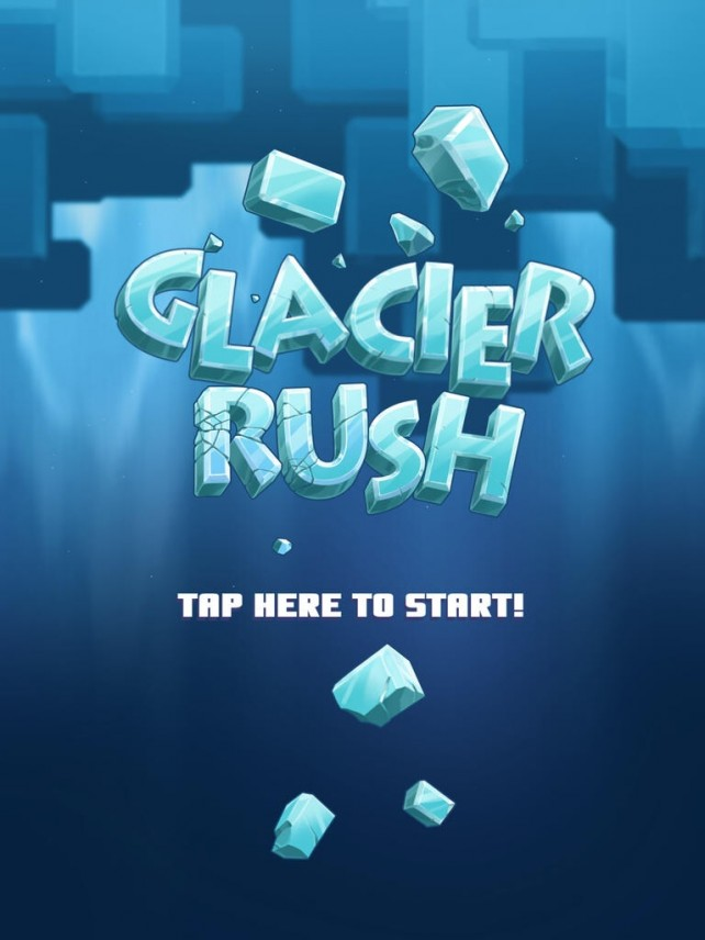 Is The Newly Released Glacier Rush The Next Flappy Bird?