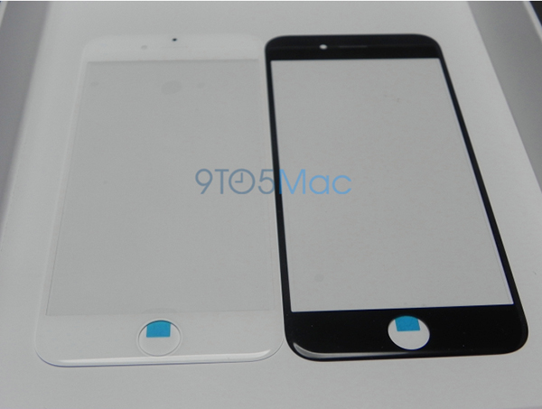 Apparent Black And White Display Covers From The 4.7-Inch iPhone 6 Shown In New Images