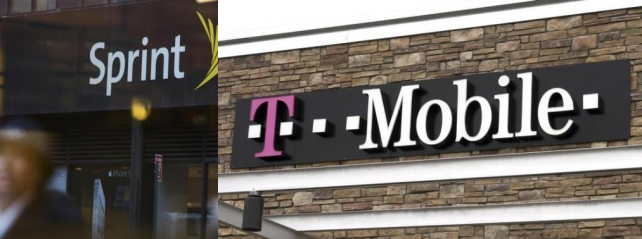 Sprint Agrees To Purchase T-Mobile US For $32 Billion