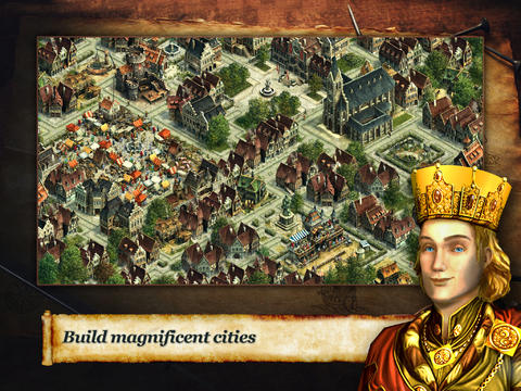 ANNO: Build an Empire.