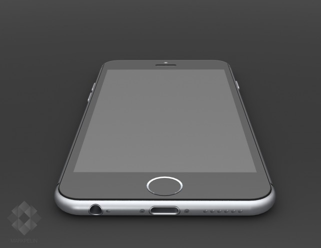 This Latest Mockup For Apple's Bigger iPhone 6 Could Be The Most Accurate Yet