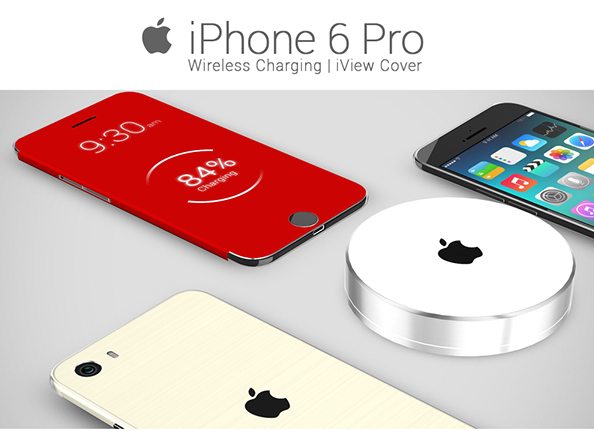 This 'iPhone 6′ Concept Includes Wireless Charging And A Surprise Accessory