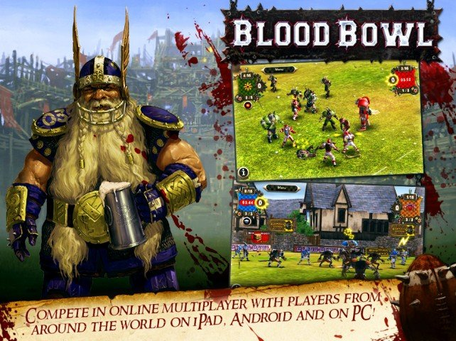 Games Workshop's Blood Bowl To Launch On iPad Later This Month