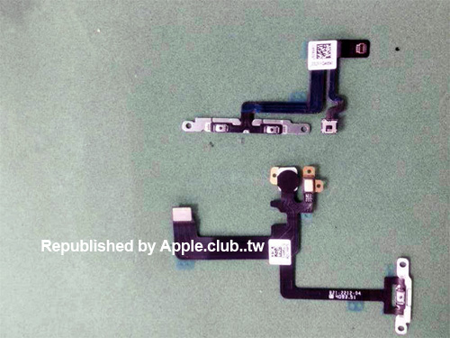 Parts for Apple's bigger, 5.5-inch 'iPhone 6′ are shown off in new images