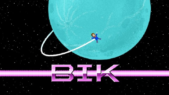 Get ready to go retro with Bik, an upcoming platformer for iOS