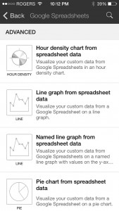 Numerics - Dashboards to visualize your numbers by Cynapse screenshot