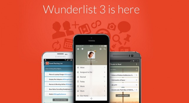 Get things done with 6Wunderkinder's Wunderlist 3: The best to-do app yet