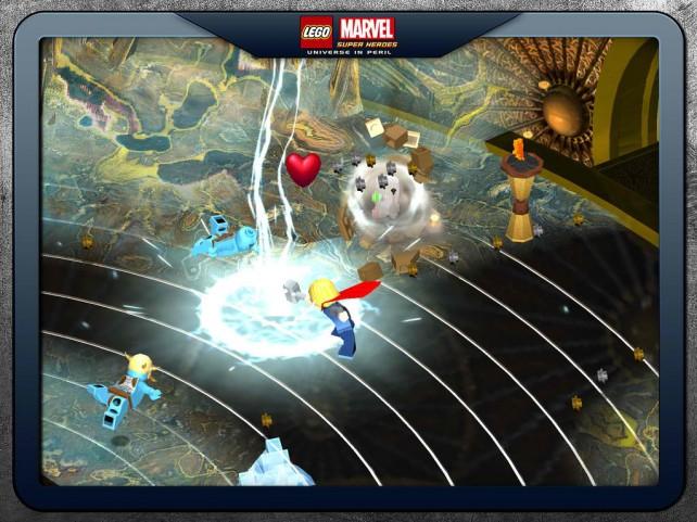 Warner Bros. updates Lego Legends of Chima Online and Lego Marvel Superheroes