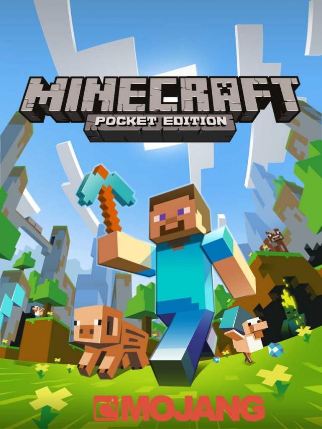 Očekávaný update Minecraftu pro iOS je nyní venku